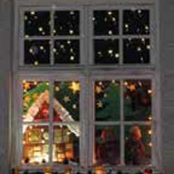 Adventsfenster im Markt Pyrbaum          - Goes online -