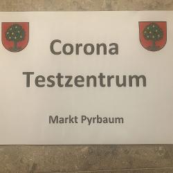 Testzentrum Pyrbaum