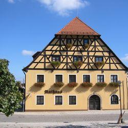 Stellenausschreibung Rathaus