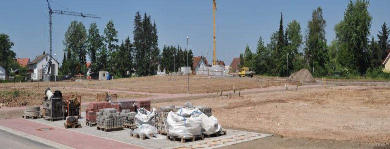 Bauplätze